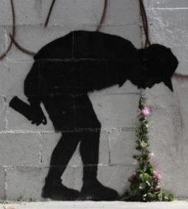 Banksy par punknews - FlickR (cc-by-sa)